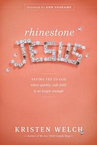 Rhinestone Jesus - Kristen Welch
