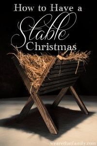 How to Have a Stable Home This Christmas