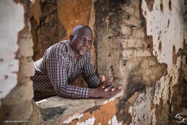 1569NE Niger Church Rebuilding Campaign