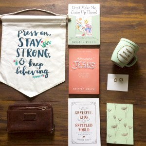 What I'm Loving This Week, Vol. 9 {Giveaway: Mom Edition}