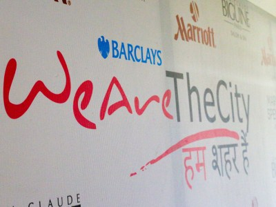 WATC India Event ' Make it Happen' banner