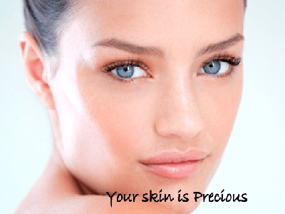 skin is precious featured