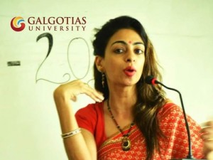 Interview With :   Vinine Mathur, Dean-Student Affairs & Clubs at Galgotias University Author, Craft Trainer & Worksh