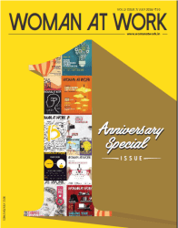 Woman At Work cover