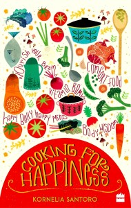 Kornelia Santoro Cooking for Happiness