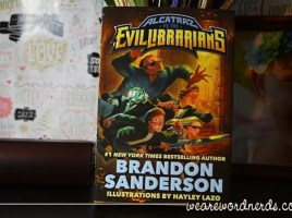 Alcatraz vs. the Evil Librarians (Alcatraz Versus the Evil Librarians) by Brandon Sanderson