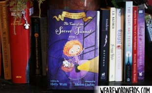 The Case of the Secret Tunnel (The Mysteries of Maisie Hitchins) by Holly Webb