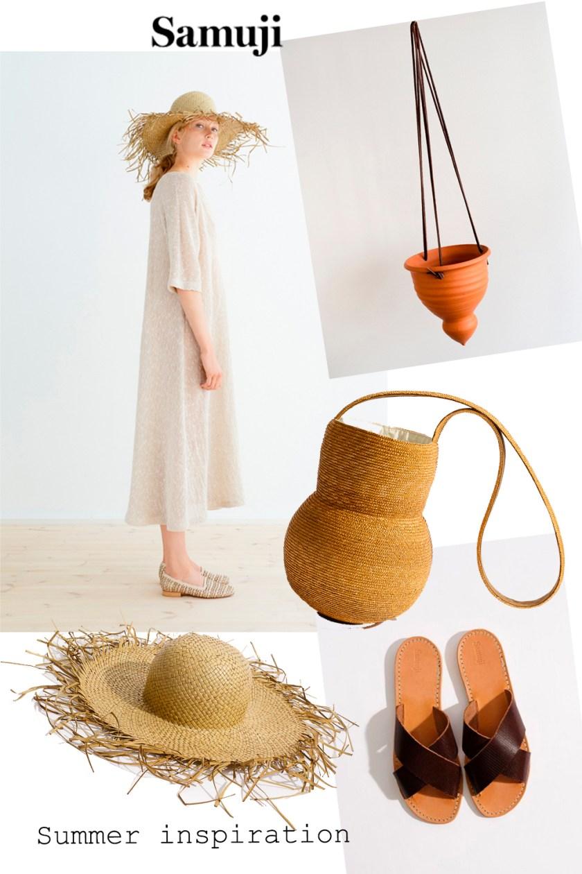 летний гардероб samuji summer