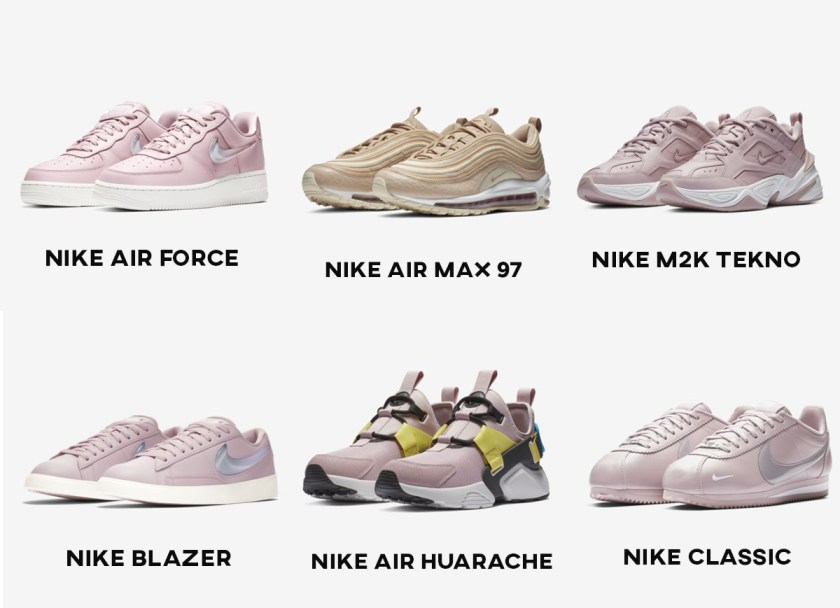 Nike shoes guide