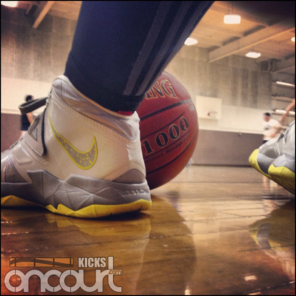 Nike Zoom Soldier VII Performance Review 4