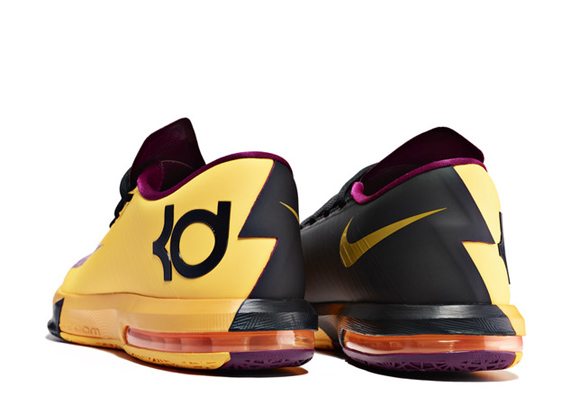 Nike KD VI Peanut Butter & Jelly - Detailed Look & Inspiration  4