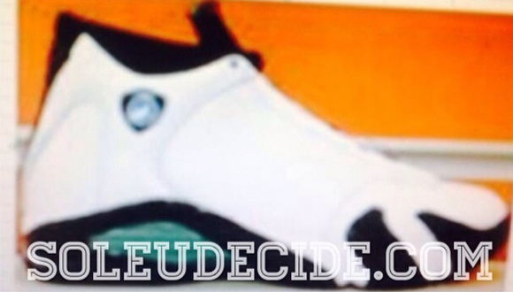 Air Jordan 14 Retro 'Oxidized Green'