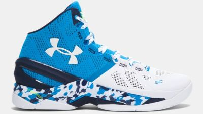 Under Armour Curry 2 'Haight Street'