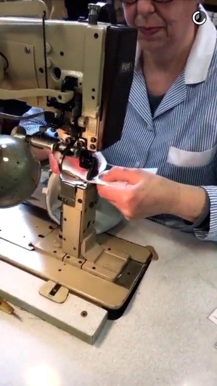 le coq sportif manufacturing 08
