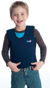 weighted vest autism