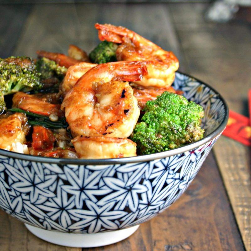 Large Of Stir Fry Broccoli