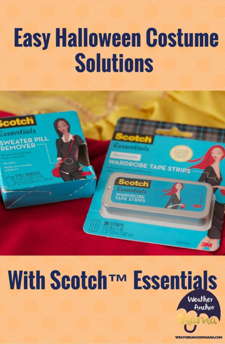 Easy Halloween Costume Solutions With Scotch™ Essentials