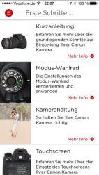 Canon EOS 760D 750D iPhone App - 7