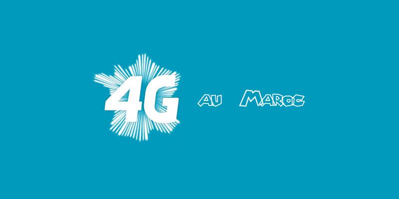 4G au maroc