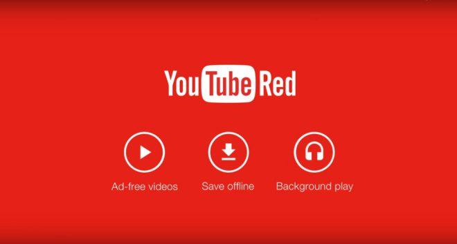 YouTube Red: YouTube sans pubs, mode offline et exclusivité
