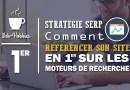 Stratégie SERP: Référencement site en 1ère page de résultats des moteurs de recherche