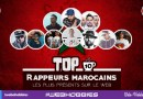 Rap Maroc 2017 : TOP 10 Rappeurs les plus présents sur Web