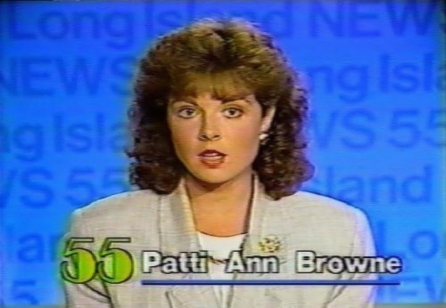 We were all younger once! Patti Ann Browne