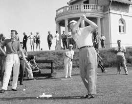 President Eisenhower Newport Country Club Newport RI