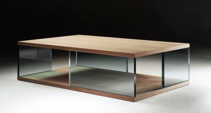 une table basse design