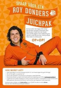 Roy Donders Juichpak