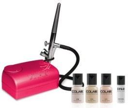 airbrush makeup machine