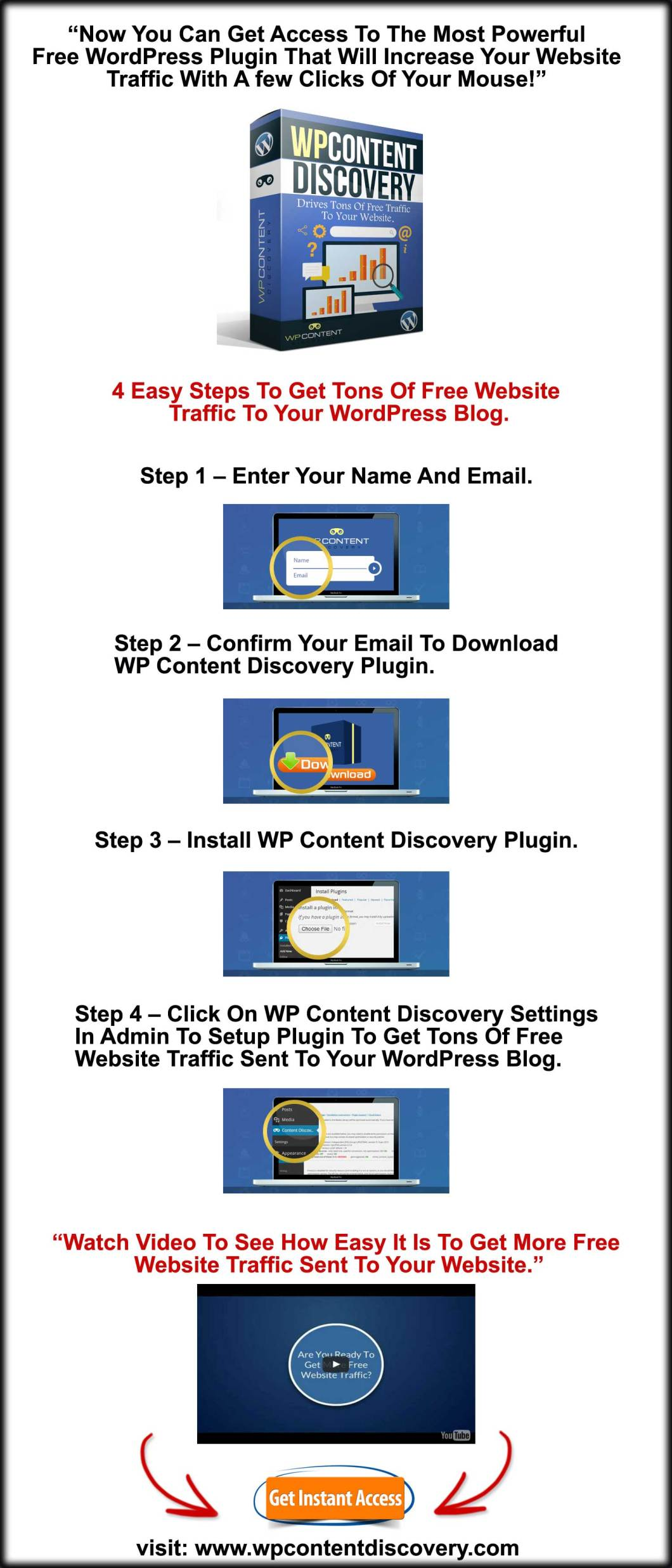 3 Simple Steps to Your Own Website - Explained. 3 Simple Steps to Your Own Website - Explained. wpcontentdiscoverypluginroc