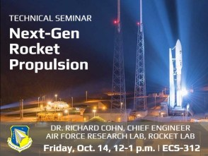Next Gen Rocket Propulsion