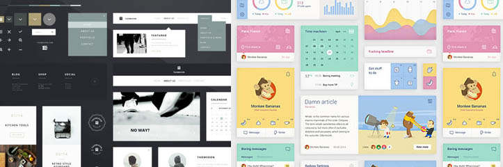 Blast-from-the-Past-#1-90-Best-Free-User-Interface-Kits-of-2014