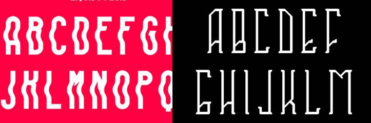 プロのグラフィックデザイナーのための20の新しいプレミアム書体
