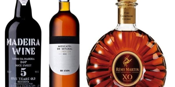 Diversos (Madeira, Moscatel, Cognac)
