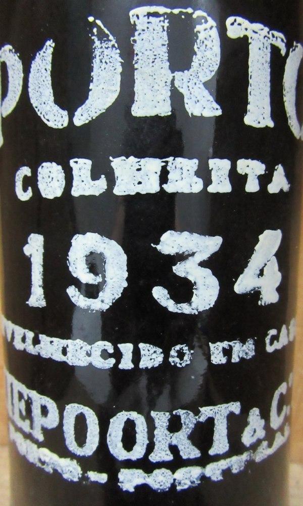 VP Niepoort Colheita 1934 2 _2