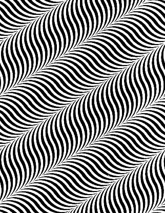 Crochet Pattern: Optical Illusion Tawashi
