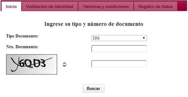 infocorp reporte de credito gratuito por correo electronico - formulario