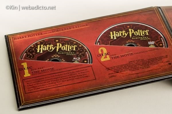 review bluray harry potter hogwarts collection-7478