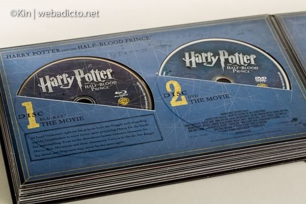 review bluray harry potter hogwarts collection-7483