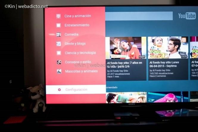 youtube tv controlar desde smartphone tablet pc-1050019