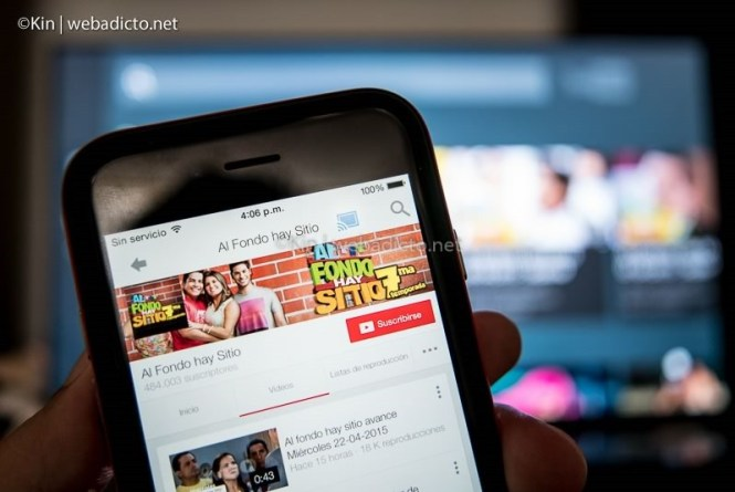youtube tv controlar desde smartphone tablet pc-1050020