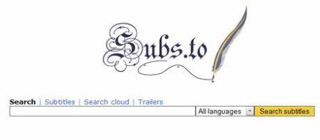 Descargar subtitulos de peliculas en Subs.to