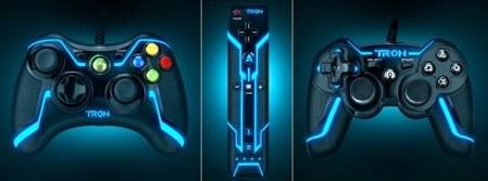 Impresionantes controles de Tron Legacy