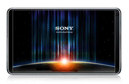 Sony prepara una tablet con Android 3.0 Honeycomb