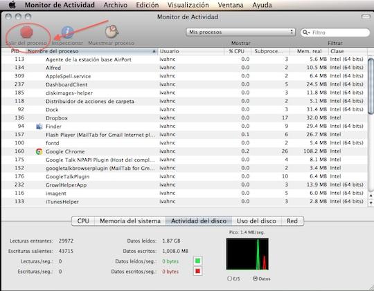 Eliminar macdefender 1 Como eliminar el Malware MacDefender en Mac OS X