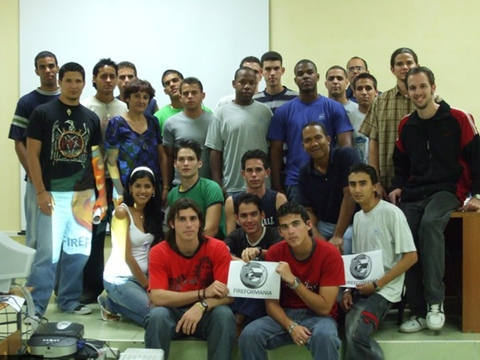 firefoxmania cuba Firefox en Cuba, sacrificio de alto valor