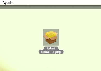 instalar safariomnibar 2 Cómo colocar la fabulosa unibarra de Google Chrome en Safari con SafariOmnibar
