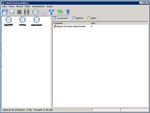 cobian backup1 Hacer respaldos de seguridad con Cobian Backup